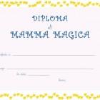 Diploma di mamma magica