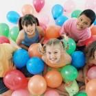 Una festa piena di palloncini!
