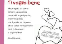 Poesie E Filastrocche Per La Mamma Per Bambini Scuola