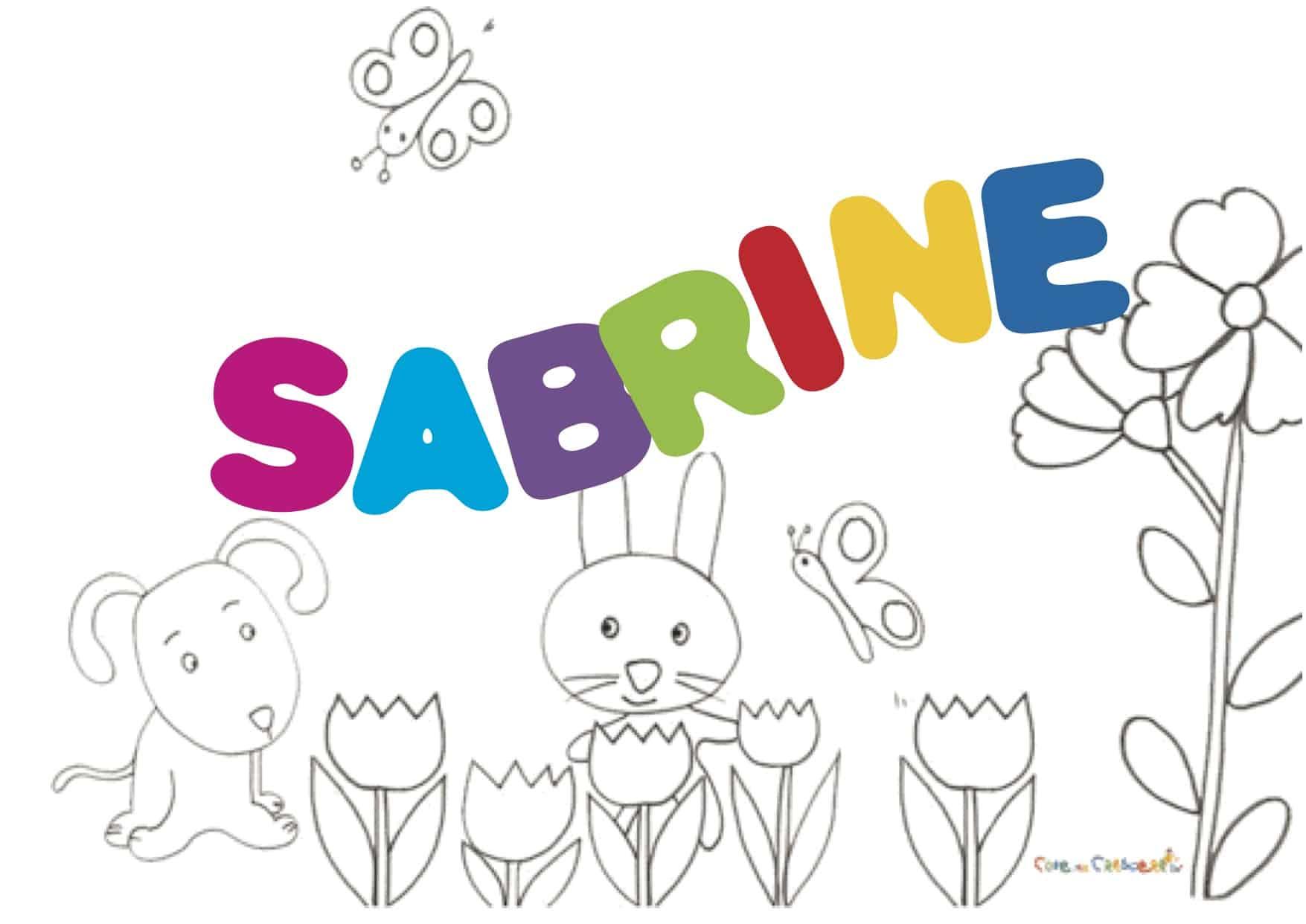 Sabrine: significato e onomastico