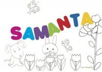 Samanta: significato e onomastico