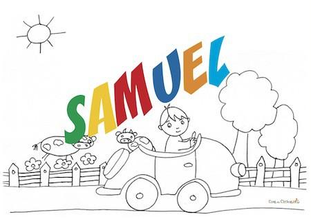Samuel: significato e onomastico
