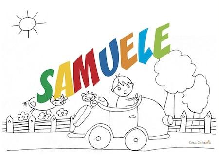 Samuele: significato e onomastico