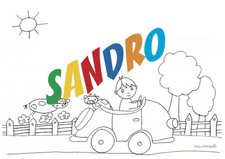 Sandro: significato e onomastico