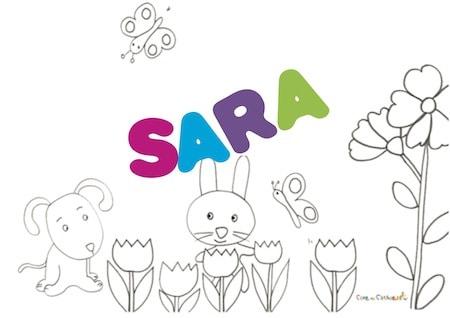 Sara: significato e onomastico