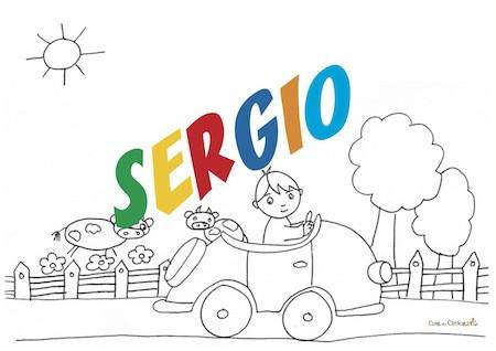 Sergio significato e onomastico