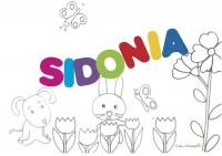 Sidonia: significato e onmastico