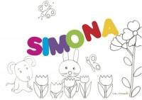 Simona: significato e onomastico