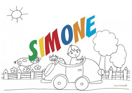 Simone: significato e onomastico