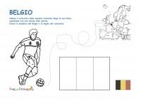 calciatore belgio