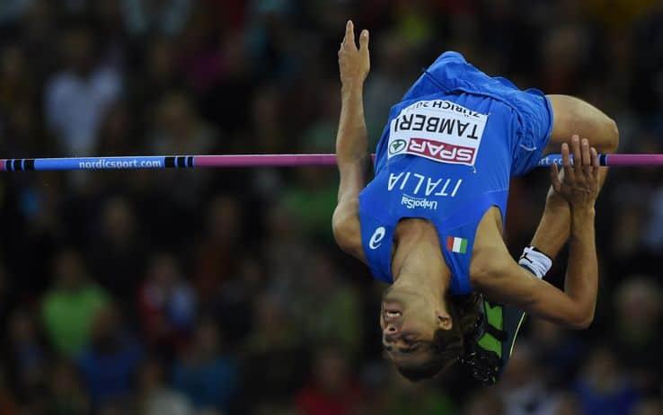 campione mondiale salto in alto