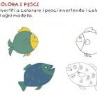 Colora i pesci