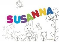 Susanna: significato e onomastico