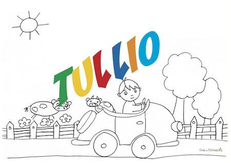 Tullio: significato e onomastico