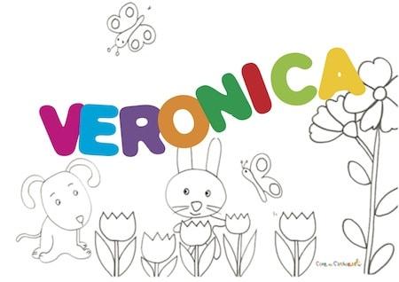 Veronica: significato e onomastico