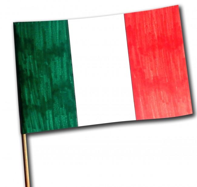 Costruire una bandiera italiana
