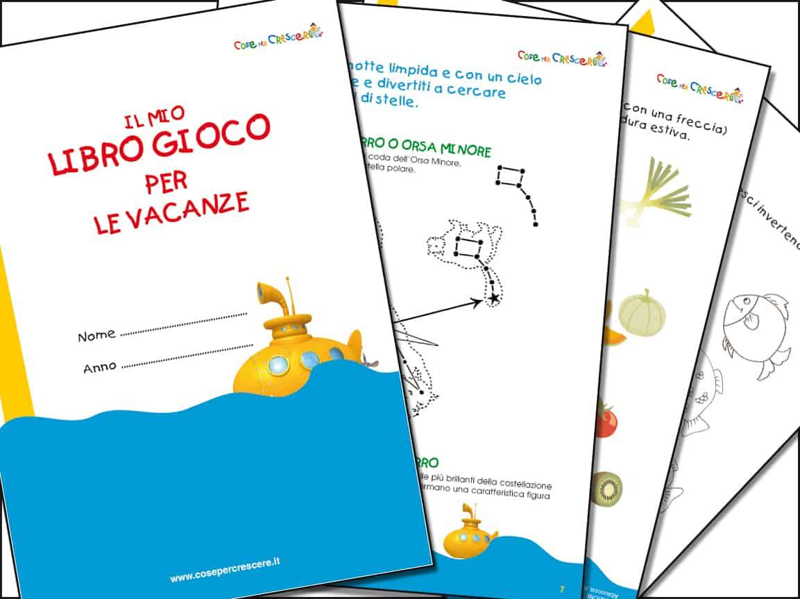 Libro gioco per bambini