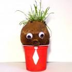 Al signor Patata crescono i capelli!