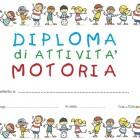 Diploma di attività motoria