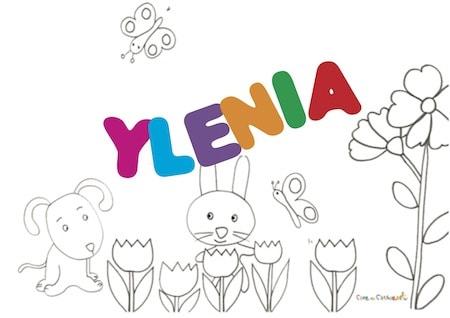 Ylenia: significato e onomastico
