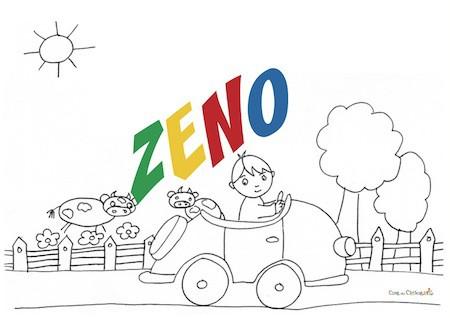 Zeno: significato e onomastico