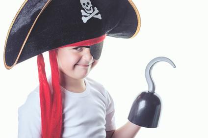 Festa a tema pirati per bambini