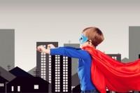 Compleanno per supereroi