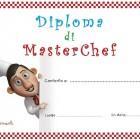 Diploma di Masterchef