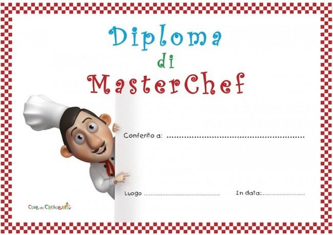 Diploma Masterchef