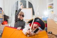 Giochi e attività festa pirati