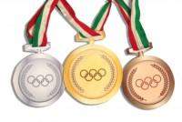 Medaglie olimpiche per bambini