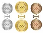 medaglie olimpiche da ritagliare