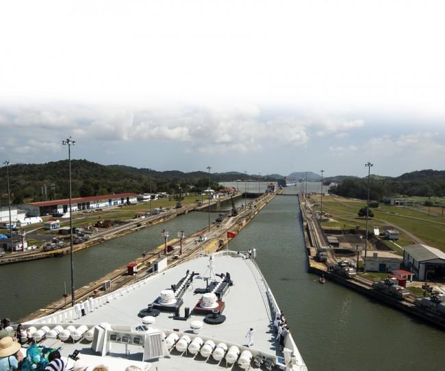 Canale di Panama spiegato ai bambini