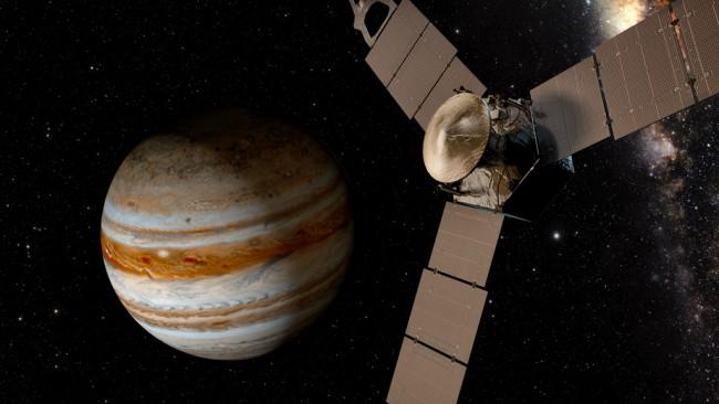 sonda Juno spiegata ai bambini
