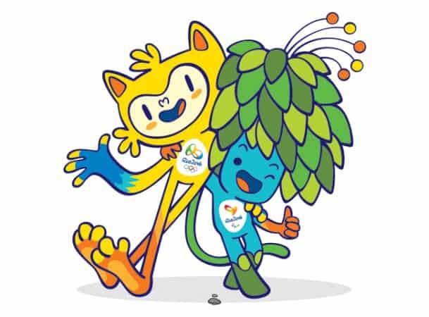 Mascotte-Olimpiadi-Rio-2016