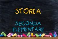 Storia seconda scuola primaria