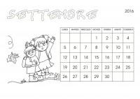 Calendario scolastico 2016-2017