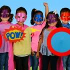 Organizzare una festa per Supereroi