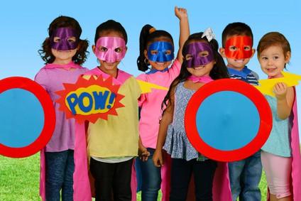 Festa di compleanno per supereroi