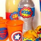 Rinfresco per Supereroi