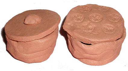 Vasi in argilla - fare una ciotola