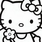Disegno di Hello Kitty