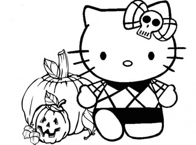 Disegni Di Halloween Facili.Disegni Di Halloween Per Bambini Disegni Gratis Da Colorare Halloween