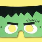 Maschera da Frankenstein