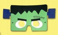 Maschera da Frankenstein per bambini