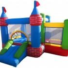 I Giochi gonfiabili, il sogno di tanti bimbi, direttamente a casa vostra