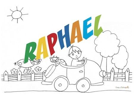 Raphael significato e onomastico