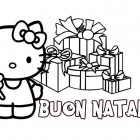 Buon Natale da Hello Kitty