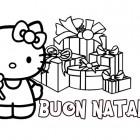 Buon Natale da Hello Kitty