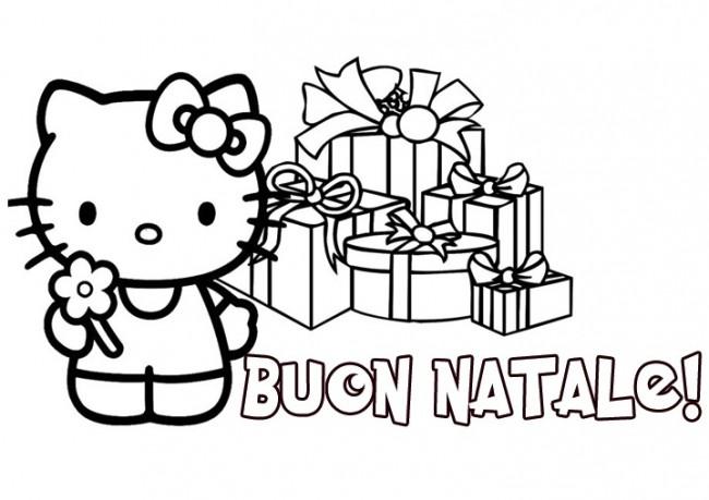 Buon Natale Da Hello Kitty Cose Per Crescere